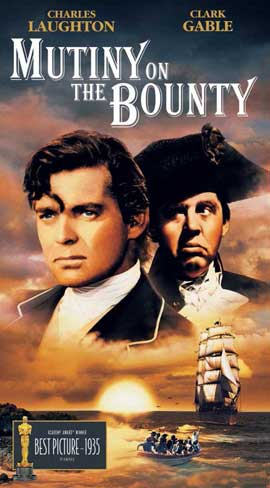 Mutiny on the Bounty - 11 x 17 Movie Poster - Style C