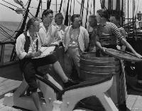 Mutiny on the Bounty - 8 x 10 B&W Photo #12