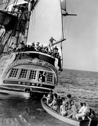 Mutiny on the Bounty - 8 x 10 B&W Photo #13