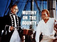 Mutiny on the Bounty - 8 x 10 Color Photo #1