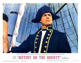 Mutiny on the Bounty - 11 x 14 Movie Poster - Style A