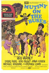 Mutiny on the Buses - 11 x 17 Movie Poster - Style A