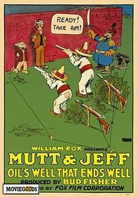 Mutt and Jeff: Oil's Well That Ends Well - 27 x 40 Movie Poster - Style A