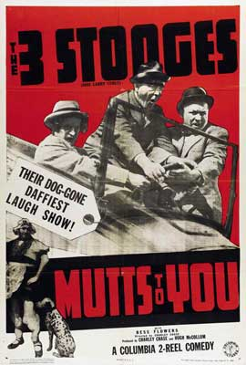 Mutts to You - 27 x 40 Movie Poster - Style A