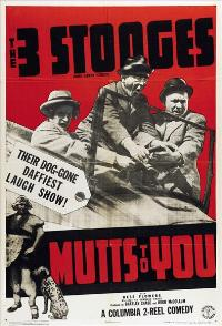 Mutts to You - 43 x 62 Movie Poster - Bus Shelter Style A
