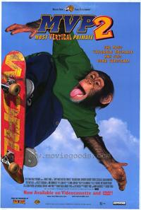 MVP 2: Most Vertical Primate - 27 x 40 Movie Poster - Style A