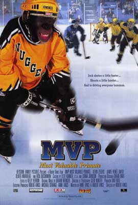 MVP (Most Valuable Primate) - 27 x 40 Movie Poster - Style A