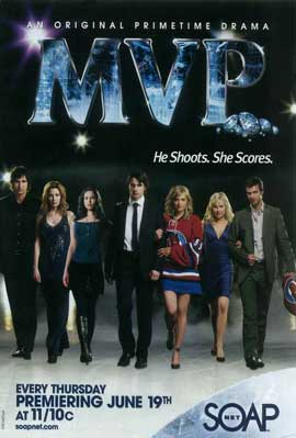 M.V.P (TV) - 11 x 17 TV Poster - Style A