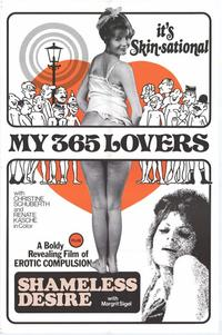 My 365 Lovers - 27 x 40 Movie Poster - Style A
