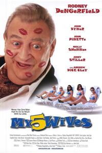 My 5 Wives - 27 x 40 Movie Poster - Style A