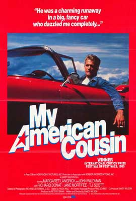 My American Cousin - 11 x 17 Movie Poster - Style A
