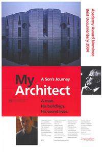 My Architect - 11 x 17 Movie Poster - Style A