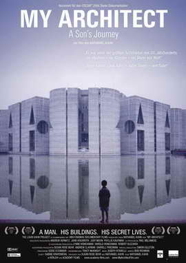 My Architect - 27 x 40 Movie Poster - German Style A