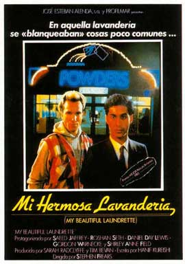 My Beautiful Laundrette - 11 x 17 Movie Poster - Spanish Style A