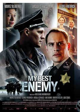 My Best Enemy - 27 x 40 Movie Poster - UK Style A