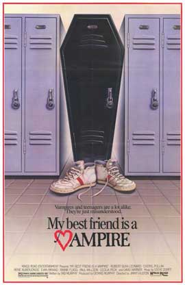 My Best Friend Is a Vampire - 11 x 17 Movie Poster - Style A
