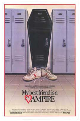 My Best Friend Is a Vampire - 27 x 40 Movie Poster - Style A