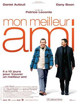 My Best Friend - 11 x 17 Movie Poster - French Style A