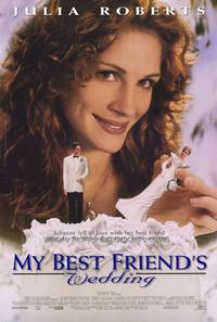 My Best Friend's Wedding - 43 x 62 Movie Poster - Bus Shelter Style A