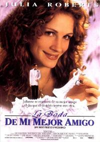 My Best Friend's Wedding - 27 x 40 Movie Poster - Spanish Style A