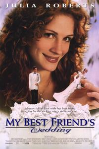 My Best Friend's Wedding - 11 x 17 Movie Poster - Style A - Museum Wrapped Canvas