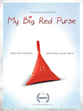 My Big Red Purse - 43 x 62 Movie Poster - Bus Shelter Style A