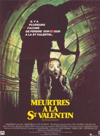 My Bloody Valentine - 11 x 17 Movie Poster - Belgian Style A