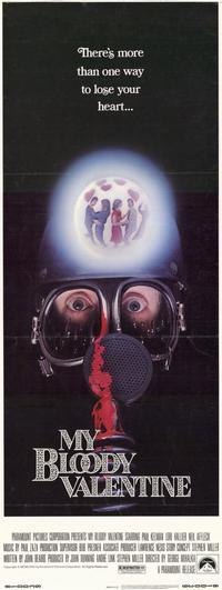 My Bloody Valentine - 11 x 17 Movie Poster - Style B