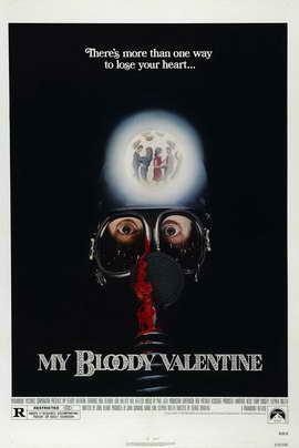 My Bloody Valentine - 11 x 17 Movie Poster - Style C
