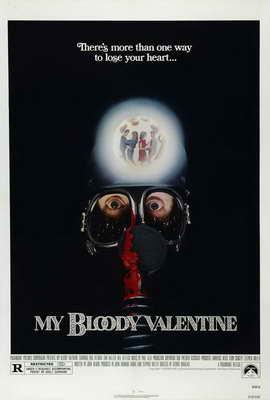 My Bloody Valentine - 27 x 40 Movie Poster - Style B