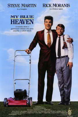 My Blue Heaven - 11 x 17 Movie Poster - Style A