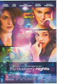 My Blueberry Nights - 43 x 62 Movie Poster - Bus Shelter Style A