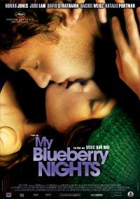 My Blueberry Nights - 27 x 40 Movie Poster - German Style A