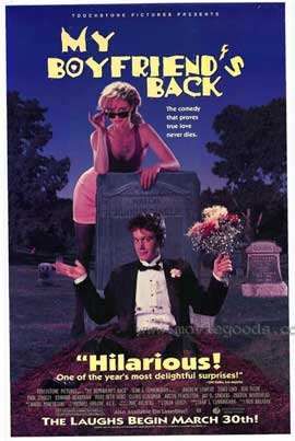 My Boyfriend's Back - 11 x 17 Movie Poster - Style A