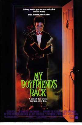 My Boyfriend's Back - 11 x 17 Movie Poster - Style B