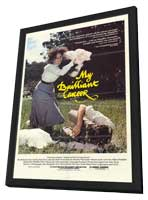 My Brilliant Career - 11 x 17 Movie Poster - Style A - in Deluxe Wood Frame