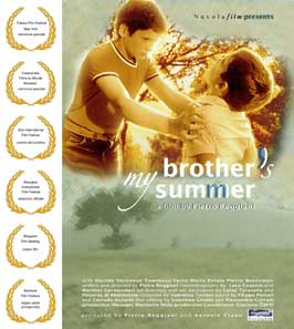 My Brother's Summer - 22 x 28 Movie Poster - UK Style A