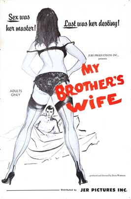 My Brothers Wife - 27 x 40 Movie Poster - Style A