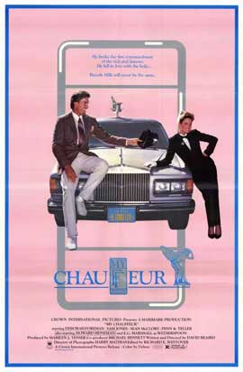 My Chauffeur - 11 x 17 Movie Poster - Style A
