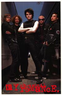 My Chemical Romance - Music Poster -  23 x 35 - Style A