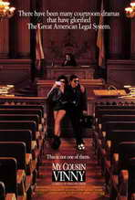 My Cousin Vinny - 27 x 40 Movie Poster - Style A