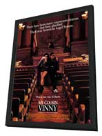 My Cousin Vinny - 27 x 40 Movie Poster - Style A - in Deluxe Wood Frame