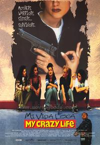 My Crazy Life - 43 x 62 Movie Poster - Bus Shelter Style A