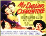My Darling Clementine - 11 x 17 Movie Poster - UK Style A
