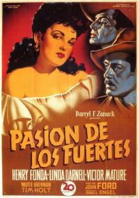 My Darling Clementine - 11 x 17 Movie Poster - Spanish Style A