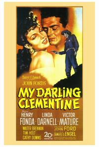 My Darling Clementine - 27 x 40 Movie Poster - Style A