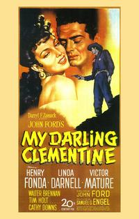 My Darling Clementine - 43 x 62 Movie Poster - Bus Shelter Style A