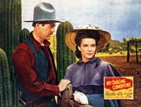My Darling Clementine - 11 x 14 Movie Poster - Style D
