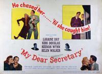 My Dear Secretary - 11 x 14 Movie Poster - Style A