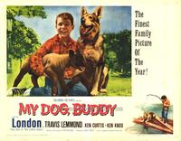 My Dog Buddy - 22 x 28 Movie Poster - Half Sheet Style A